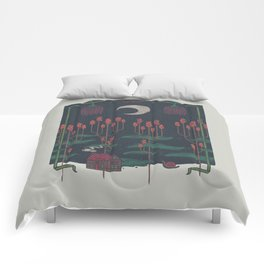 Vacation Home Comforters