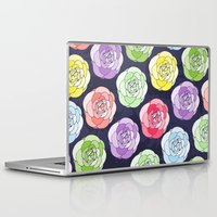 candy Laptop & iPad Skins featuring Candy by Anchobee