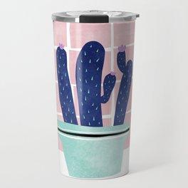 Pot Plant No.3 Travel Mug