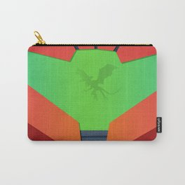Vector Metroid Carry-All Pouch