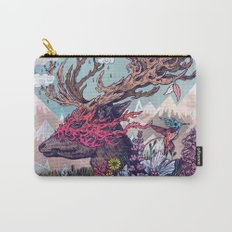 Journeying Spirit (deer) Carry-All Pouch