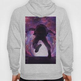 Tunnels in the space Hoody