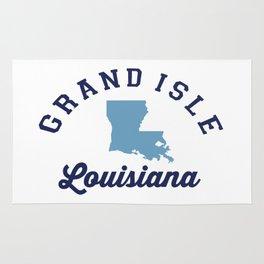 Grand Island - Louisiana. Rug