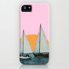 Into the Sunset iPhone SE Slim Case