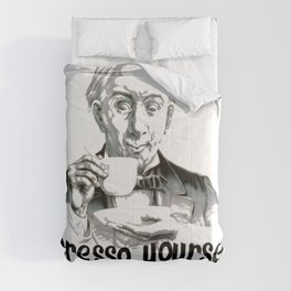 Espresso yourself! Comforters