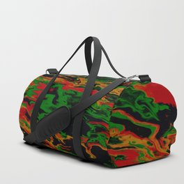 Forest Fire Duffle Bag
