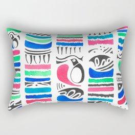 Penguin Tribe Rectangular Pillow
