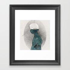 waterboy Framed Art Print