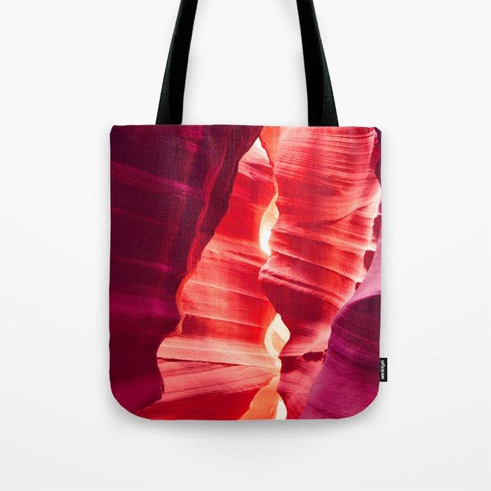 Antelope Canyon, Arizona Tote Bag