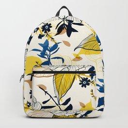 Flowers patten1 Backpack