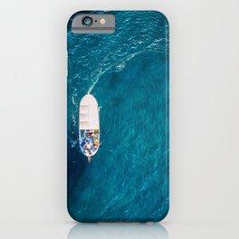The Fishcatcher iPhone Case