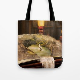 The Long Journey Tote Bag