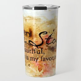Every Love Story Travel Mug