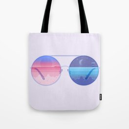 Dusk & Night Tote Bag