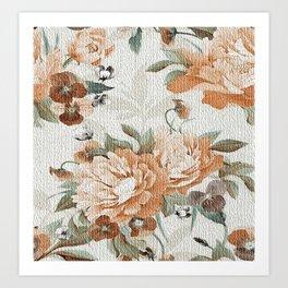 FLORAL - 24118/1 Art Print