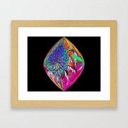 Crazy Flower Art #81 Framed Art Print