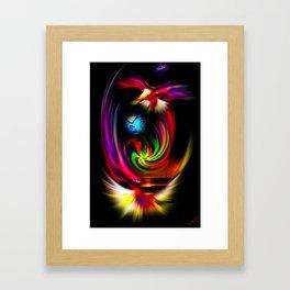 Fredom Framed Art Print