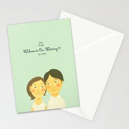 S&K Happy Wedding !! Stationery Cards