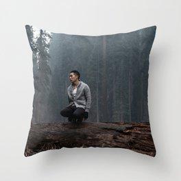 Stasis Throw Pillow