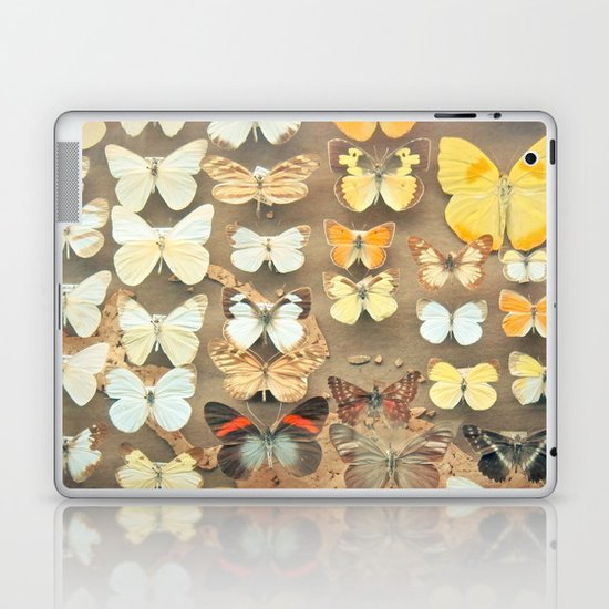 The Butterfly Collection I Laptop & iPad Skin
