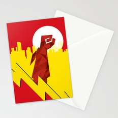 Polygon Heroes Rise 4 Stationery Cards