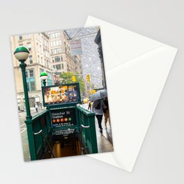 Bleecker Street Stationery Cards
