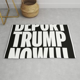 Deport Trump Rug