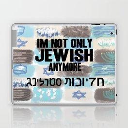 Not Only Jewish Laptop & iPad Skin