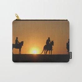Three Horsemen Carry-All Pouch