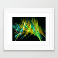 shining Framed Art Prints featuring Shining by Art-Motiva
