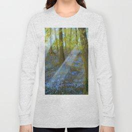 Bluebell Wood Long Sleeve T-shirt