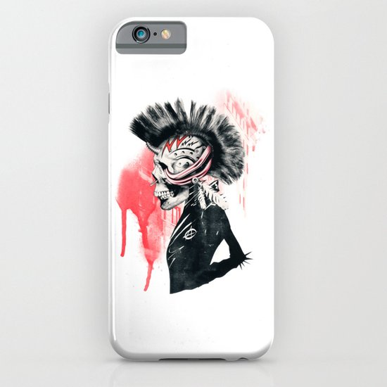 PUNK iPhone & iPod Case