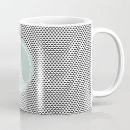 Hello Beautiful, Geometric, Quote, Modern, Home Decor Coffee Mug
