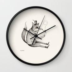 'Theories' Character Wall Clock
