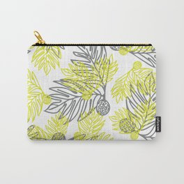 Ulu Forest Green and Grey Carry-All Pouch