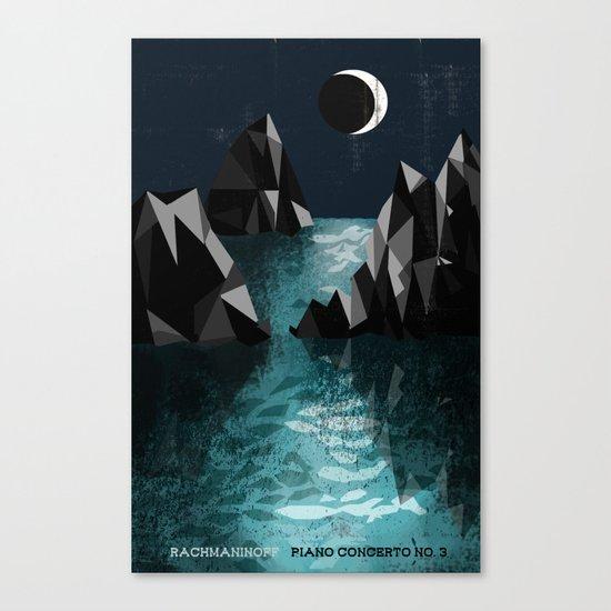 Rachmaninoff - Piano Concerto No. 3  Canvas Print
