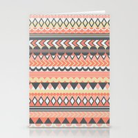 bohemian Stationery Cards featuring Bohemian  by emain