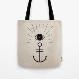 Anchor your Smile Tote Bag