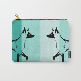 Foxy Coloured Carry-All Pouch