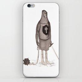 Knight  iPhone Skin