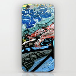 Graffiti is Art iPhone Skin