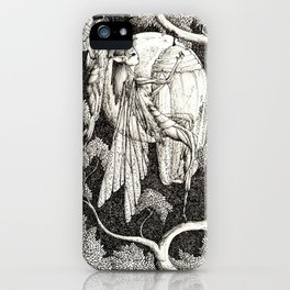 Coming of age iPhone Case