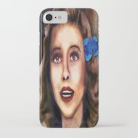 dorothy iPhone & iPod Cases featuring Dorothy by Amanda Lee