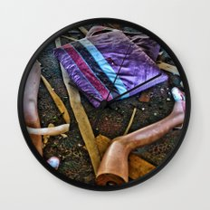 Fashion Victim  Wall Clock