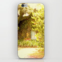 The Garden Door iPhone Skin