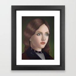 Ingrid Framed Art Print