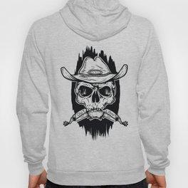 Outlaw's Skull Hoody