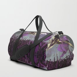 PURPLE DIVE Duffle Bag