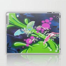 Radar Bats Laptop & iPad Skin