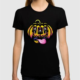 Pumpkin Slot T-shirt